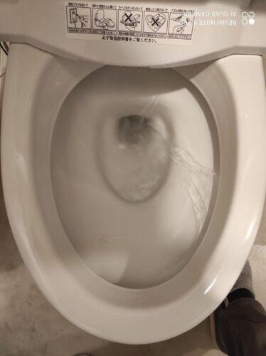 すっきりキレイにトイレの詰まりを解消!