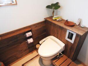 奈良県家のトイレ水回りのリフォーム工務店住まいるサービス