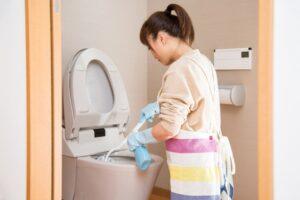 奈良県家のリフォーム工務店住まいるサービストイレ