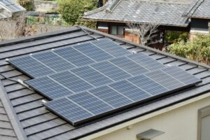 奈良県家のリフォーム工務店住まいるサービス太陽光システム