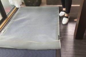 網戸張り替え奈良県家のリフォーム工務店住まいるサービス
