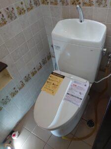 奈良県家のトイレリフォーム工務店住まいるサービス