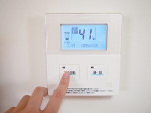 奈良県家の湯沸し器リフォーム工務店住まいるサービス