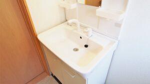 奈良県家の洗面所リフォーム工務店住まいるサービス
