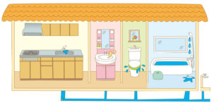配管詰まり奈良県家のリフォーム工務店住まいるサービス